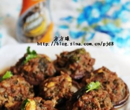 鲜肉酿香菇