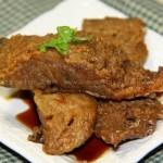 老上海风味熏鲈鱼的做法