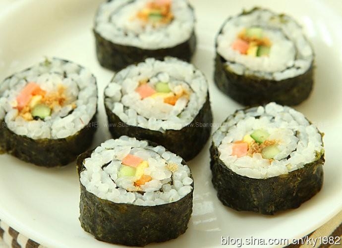爽口寿司卷