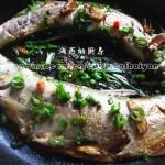 清烧快鱼(上班族十分钟菜谱)