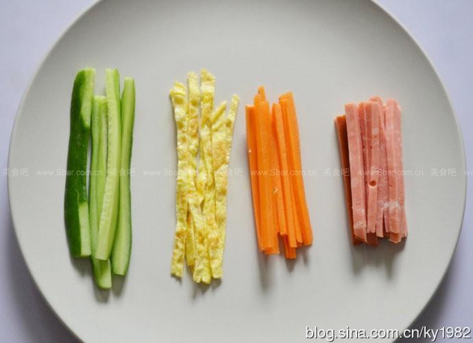 萝卜卷的做法大全图解