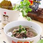 特色羊杂汤(广西最值得一试的民族风味)