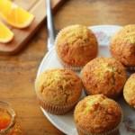 香橙马芬(糖渍橙皮)