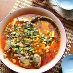 泡椒豆腐鲶鱼(川菜)