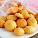 酥脆蛋香小饼干(健康休闲小零食)