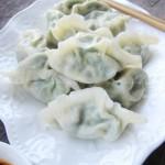 虾仁鸟贝三鲜水饺的做法