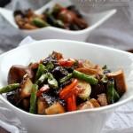 鸭丁杂烩(10分钟懒人料理)