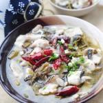 酸菜鱼(家中自制餐厅招牌菜)