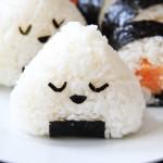 三文鱼饭团&三文鱼寿司卷(寒食节的主食)