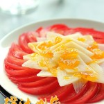 番茄橙汁山藥(抵抗霧霾天氣)