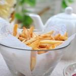 炸薯条(空气炸锅菜谱)