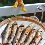 炸仔鱼(空气炸锅菜谱)