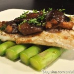 香煎鳕鱼Haddock(十分钟营养减肥西餐)