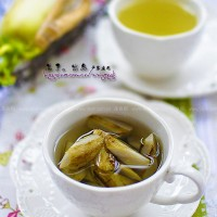 牛蒡生姜葱白罗卜水
