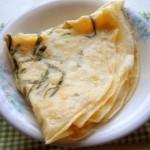 花椒叶煎饼的做法