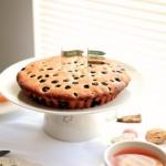蓝莓柠檬蛋糕的做法