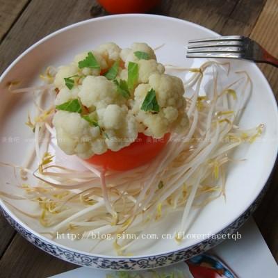 腌渍花椰菜的做法