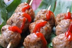香菇肉丸子的做法