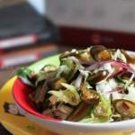 南极海茸拌凉菜的做法