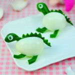 恐龙蛋(菜肴摆盘装饰)