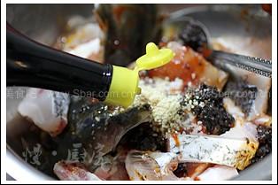 生焗鱼头的做法