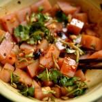 番茄凉粉的做法