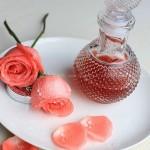 自制美颜玫瑰醋的做法