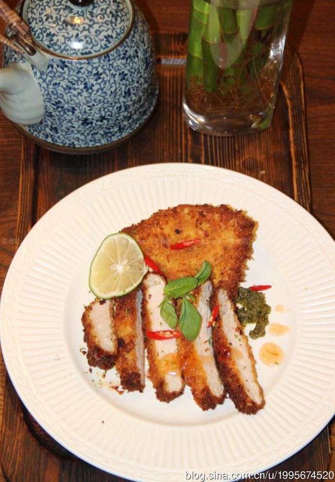 越南香茅猪扒