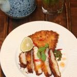 越南香茅猪扒(东南亚美食)