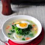 魔蛋汤(中考高考菜谱-备考学生必吃之强力健脑魔蛋汤)
