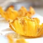 烤菠萝花(菠萝和凤梨的区别你知道吗?)