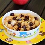 山楂糕熘苹果(治疗孩子食欲不振的小偏方)