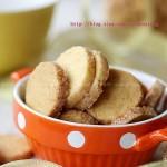 黄油砂糖饼干的做法