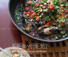 香煎深海碟鱼头的做法
