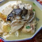 鱼头豆腐汤(高考菜谱)