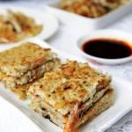 萝卜丝虾饼(高考菜谱--补钙和口味皆一流)