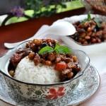 私房卤肉饭(高考菜谱--让高考孩子吃饱又吃好)