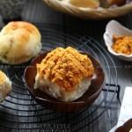 培根香葱肉松包(高考食谱)