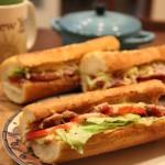 法棍三明治(高考菜谱)