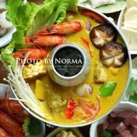 濃湯咖喱牛腩火鍋