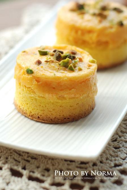 南瓜乳酪软糕