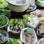 猪蹄黄豆粥底火锅(好吃不上火的美容火锅)