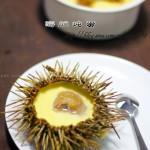 海胆炖蛋(给考生绝对营养的早餐)