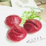 红曲粄(客家传统小吃)