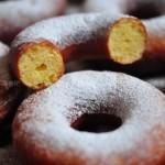 甜甜圈(早餐菜谱)