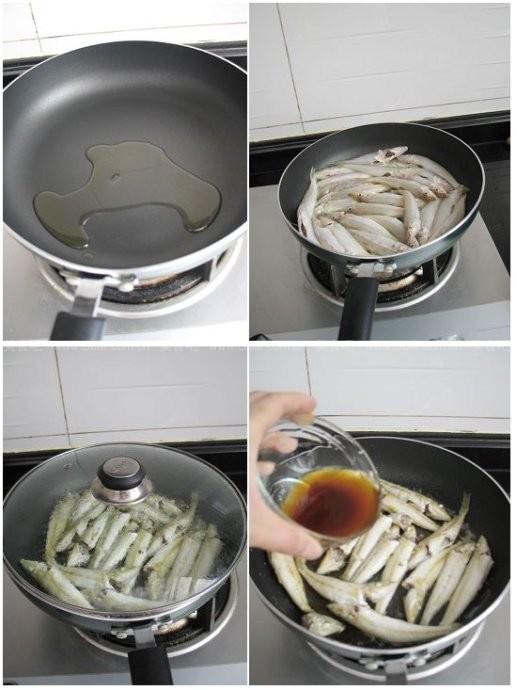 豆瓣酱煎海鱼