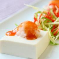 蝦丸釀豆腐