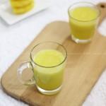 黄瓜菠萝汁(菠萝的家常吃法)