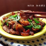 双葱青椒小炒肉(10分钟快手菜)