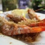 蒜茸扒大虾(高考菜谱-给考生足够的能量和满足)